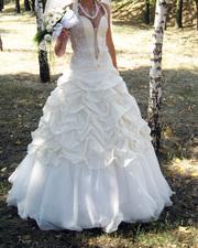 Продам свадебное платье  оч. красивое