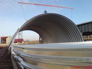 Строим складские помещения от 500грн.м2