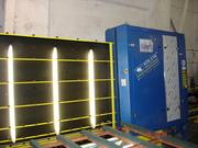 Продам моечную машину для производства стеклопакетов производства SILA