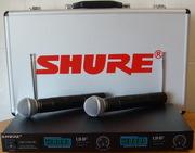 Радиосистема Shure LX88III