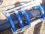 Паяльная станция предназначена для спайки поэлитиленовых труб