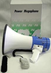 Мегафон переносной  25 ,  рупор,  гучномовець со съёмным микрофоном,  гро