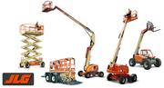 Оборудование для высотных работ JLG (США) от ООО с ИИ Юромаш
