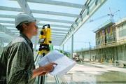 Геодезические работы,  кадастровая съемка,  строительные работы