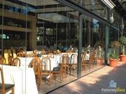 Безрамное остекление террас,  балконов от производителя PanoramGlass