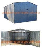 металлический различных размеров гараж