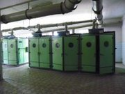 инкубаторы универса 50,  выводные шкафы.