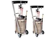 Пантографная установка для слива и вакуумного отбора масла
