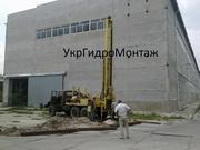 Бурение скважин под сваи и опоры Кировоград,  Днепропетровск,  Харьков