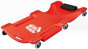 Лежак подкатной ремонтный Torin TRH6802-2 пластико