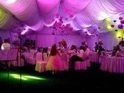 Оформление светом свадьбы,  концерты,  корпоративы