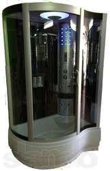 Гидромассажный бокс Diamond A-005(L/R) 1200х850х2150 мм.