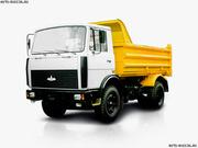 Услуги грузового автомобиля МАЗ ЗИЛ -самосвал
