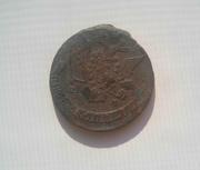 5 копеек (Екатерина II) 1771г