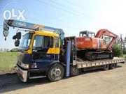 Услуги грузового эвакуатора транспортировка: