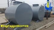 Изготовление горизонтальных резервуаров и ложементов под резервуары