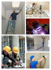 Работа для строителей в Бельгии и Германии.