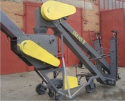 Зернометатель ЗМ-60,  самопередвижной (ЗМ 60У)