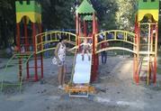 Игровые детские площадки.