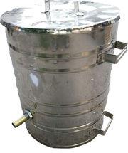 Воскотопка паровая 12 л с нержавеющей стали