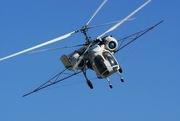 Вертолеты для внесения инсектицидов