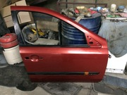дверь передняя правая Renault Laguna 2,  Рено Лагуна.