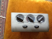 Блок управления отопителя с кнопками кондиционера на Chery Amulet.Амул
