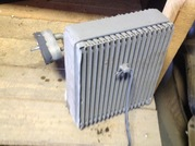 Радиатор испарителя кондиционера Chery jaggi