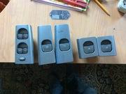 Блок управления стеклоподъёмниками , кнопки Chery Kimo, Чери Кимо S12-3