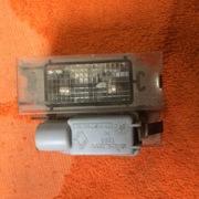 Фонарь подсветки номера б/у Renault Laguna 2,  Рено Лагуна 2,  820001357