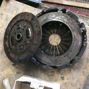 б/у корзина сцепления+диск на двигатель 1.8i Renault Laguna2,  Рено Лаг