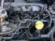 Б/у двигатель для Renault Laguna II 1.9d,  Рено Лагуна 2,  пробег 200т.к