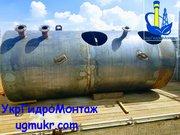 Изготовление стальных баков для сбора конденсата,  резервуары