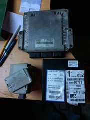 Б/у блок управления (ЭБУ) BSI,  8200206771,  Renault Laguna II 2.2 dCi,