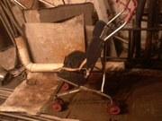 продам  коляску  детскую  сидячую  складную