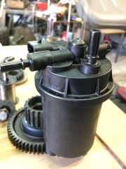 Б/у корпус топливного фильтра для Renault,  8200084288,  8200416942