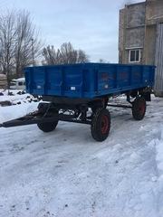 Тракторный прицеп 2ПТС-4 (запчасти)