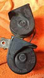 Б/у клаксон сигнал Renault,  Fiamm 0058100,  0057939,