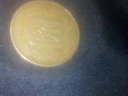 50копеек 1992 американский чекан