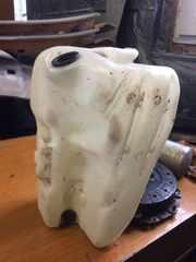 Б/у бачок омывателя стекла и фар Renault Megane 2,  8200104709,
