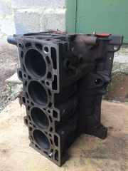 Б/у блок цилиндров двигатель 1, 5dci,  K9K,  Renault,  отличное состояние.