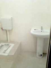 Услуги по прокладке водопровода, канализации и установки сантехники(Монтаж)