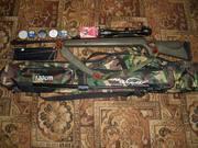 Продам новую с пристрелки пневматическую винтовку Hatsan 125 magnum
